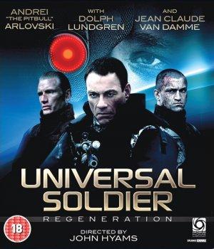 Universal Soldier: Regeneration 720x841
