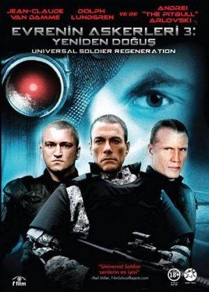 Universal Soldier: Regeneration 359x500