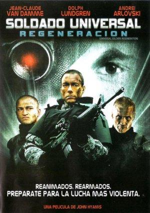 Universal Soldier: Regeneration 563x797