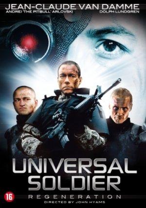 Universal Soldier: Regeneration 390x554
