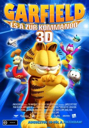 Garfield - Tierische Helden 1120x1600
