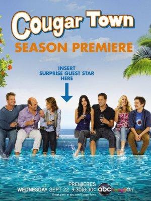 Cougar Town 535x714
