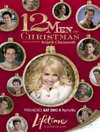 12 Men of Christmas poster