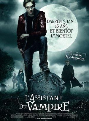 Cirque du Freak: The Vampire's Assistant 1800x2443