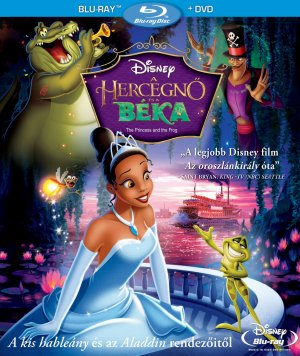 The Princess and the Frog 1476x1752