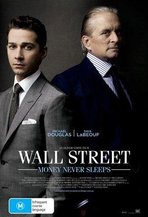 Wall Street: Money Never Sleeps 300x440