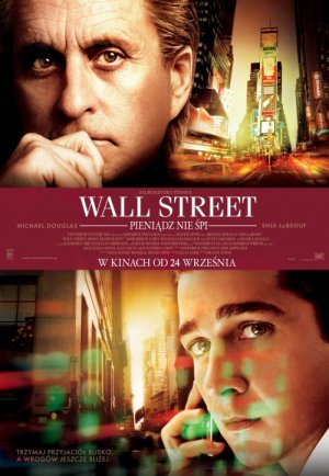 Wall Street: Money Never Sleeps 500x724