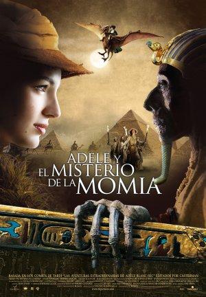 Adèle und das Geheimnis des Pharaos 2869x4134