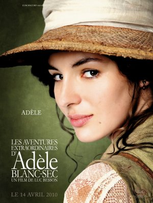 Adèle und das Geheimnis des Pharaos 3761x5000