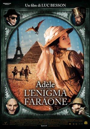 Adèle und das Geheimnis des Pharaos 1700x2426