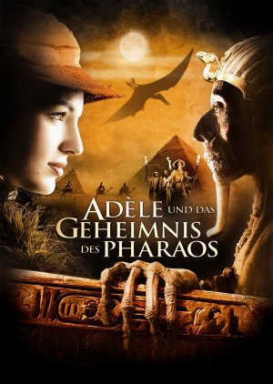 Adèle und das Geheimnis des Pharaos 1792x2520