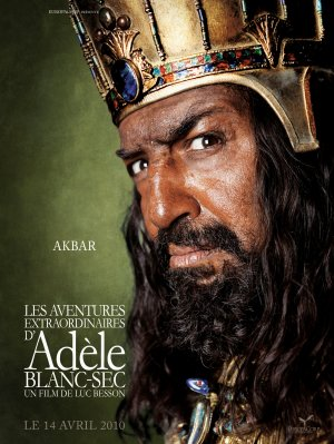 Adèle und das Geheimnis des Pharaos 3762x5000