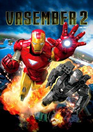 Iron Man 2 3529x5000