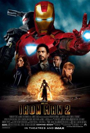 Iron Man 2 3200x4737