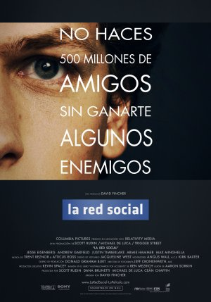 The Social Network 3493x5000