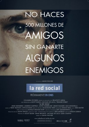 The Social Network 3505x5000
