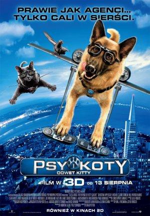 Cats & Dogs - Die Rache der Kitty Kahlohr 1000x1441