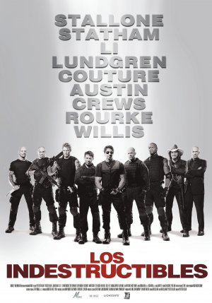 The Expendables 2480x3543