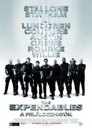 The Expendables 3582x5000
