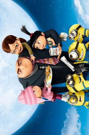 Despicable Me Key art