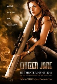 Citizen Lane poster