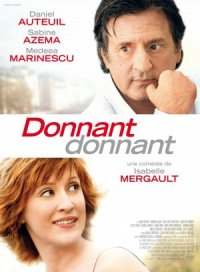 Donnant donnant poster