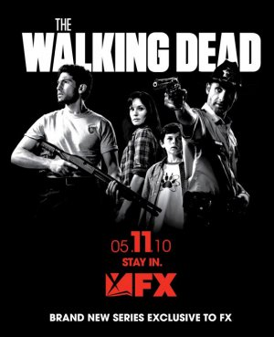 The Walking Dead 570x701