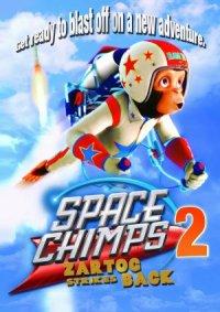 Space Chimps 2: Zartog Strikes Back poster