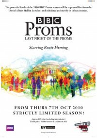 BBC Proms poster