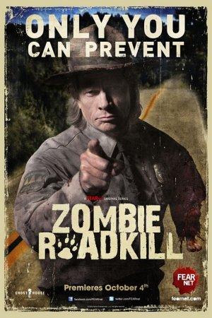 Zombie Roadkill 503x755