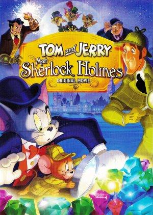 Tom and Jerry Meet Sherlock Holmes 1522x2141