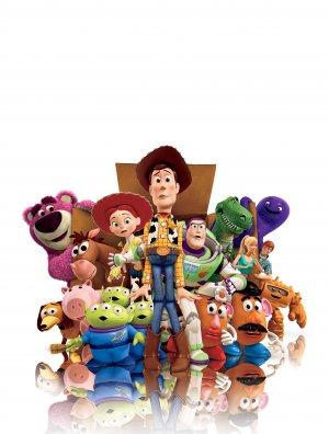 Toy Story 3 3787x4999