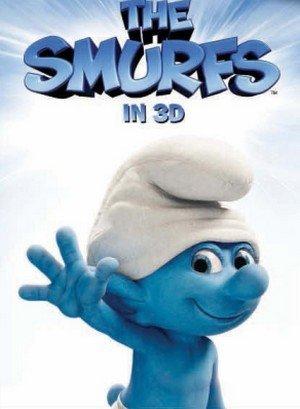 The Smurfs 300x409