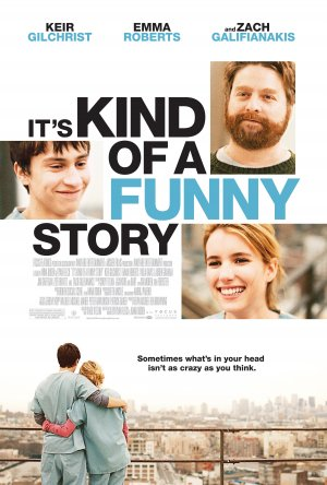 It's Kind of a Funny Story 3375x5000