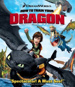 How to Train Your Dragon Cover