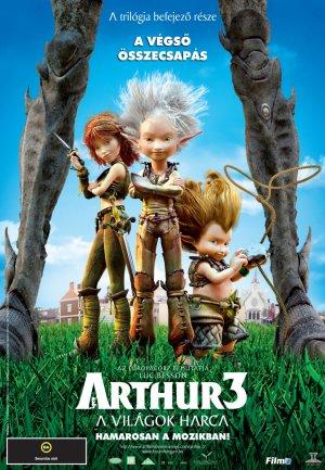 Arthur und die Minimoys 3 - Die große Entscheidung 1387x2000