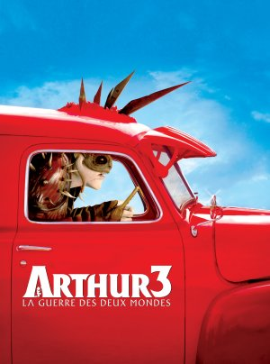 Arthur und die Minimoys 3 - Die große Entscheidung 2896x3902
