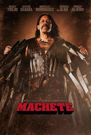 Machete 3395x5000