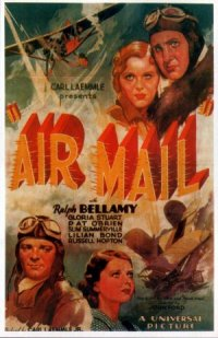 Air Mail poster
