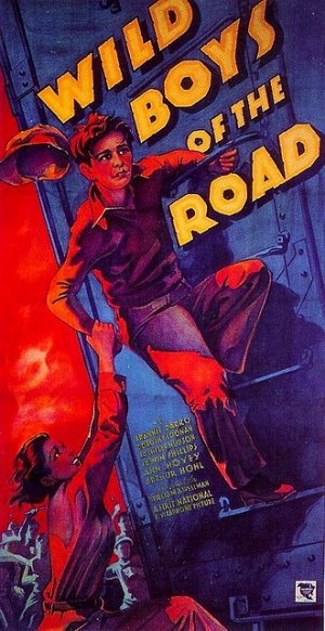 Wild Boys of the Road Poster