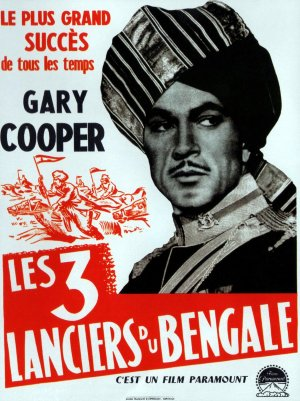 The Lives of a Bengal Lancer 1251x1671