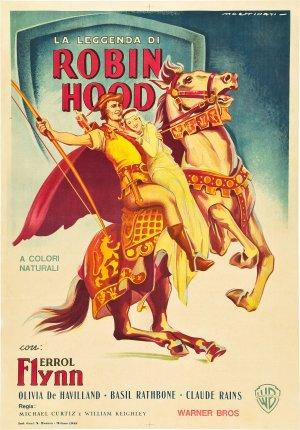 The Adventures of Robin Hood 2091x3000