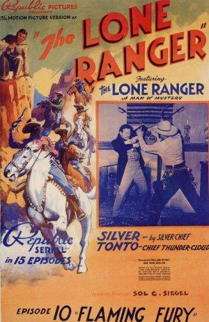 The Lone Ranger 580x891