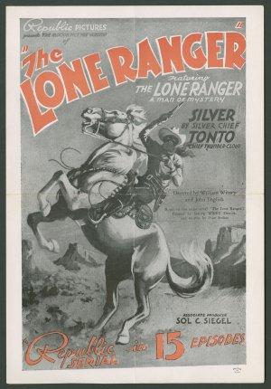 The Lone Ranger 2092x3000