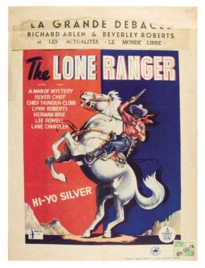 The Lone Ranger 663x864