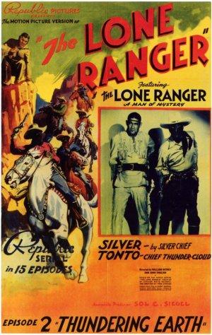 The Lone Ranger 580x916