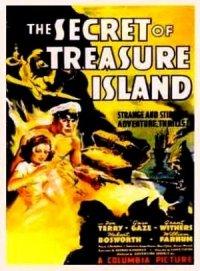 The Secret of Treasure Island poster