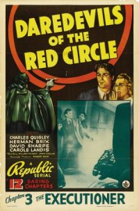 Daredevils of the Red Circle poster