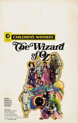 The Wizard of Oz 1543x2421
