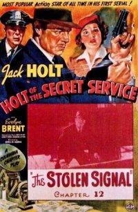Holt of the Secret Service poster
